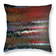 Mon Hommage A Rothko Throw Pillow