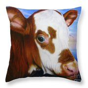 Mona Throw Pillow