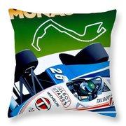 Monaco Throw Pillow