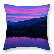 Monashee Rise Throw Pillow