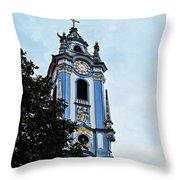 Monastic Church Throw Pillow