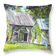 Monday Monday Not Just Any Day Throw Pillow