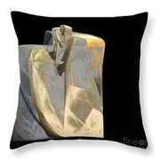 Monolith By Jammer Throw Pillow