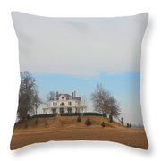 Mont Helena Rolling Fork Ms Throw Pillow