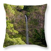 Montagne D'ambre National Park Madagascar 3 Throw Pillow