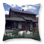 Montana Home 2 Throw Pillow