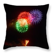 Montauk 4th Throw Pillow