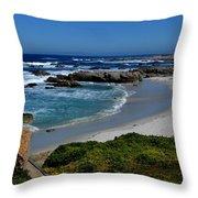 Monterey-1 Throw Pillow