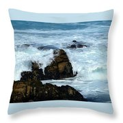 Monterey-2 Throw Pillow
