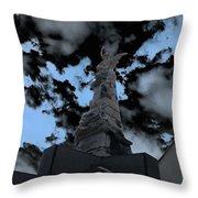 Monterosso Al Mare Throw Pillow