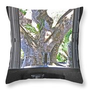 Montpellier Shades Of Grey Throw Pillow