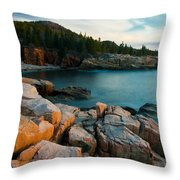 Monument Cove 2604 Throw Pillow