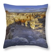 Monument Valley 4 Throw Pillow