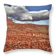 Monument Valley Ut 1 Throw Pillow