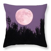 Moods Throw Pillow