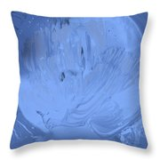 Moon Light In Throw Pillow