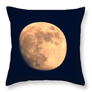 Moonful Throw Pillow