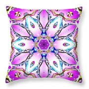 Moonlight Ascension Throw Pillow