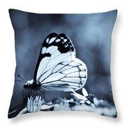 Moonlit Daydream Throw Pillow