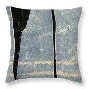 Moonlit Sentinels Throw Pillow