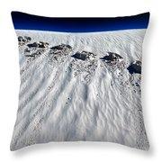 Moonwalking Throw Pillow