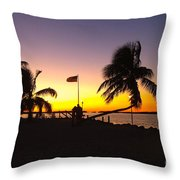 Morada Bay Throw Pillow