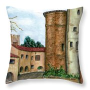 Morcone  Throw Pillow