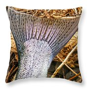 More Tail Throw Pillow