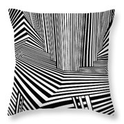 More Than Conspiracies Throw Pillow