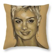 Morena Throw Pillow