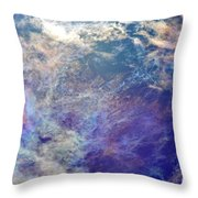 Morning Bright Throw Pillow