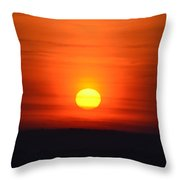 Morning Comes A New Day Throw Pillow