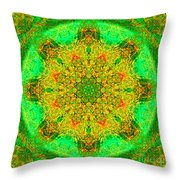 Morocco Mandala Throw Pillow