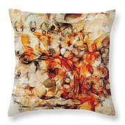 Mosaic 0259 Marucii Throw Pillow