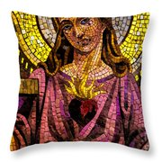 Mosaic 2 Throw Pillow