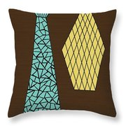 Mosaics 1 Throw Pillow