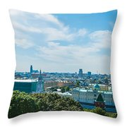 Moscow Kremlin Tour - 35 Of 70 Throw Pillow