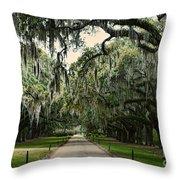 Mossy Oaks Throw Pillow