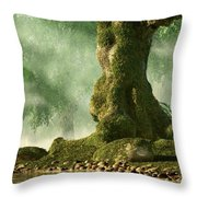 Mossy Old Oak Throw Pillow