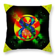 Most Likely Throw Pillow