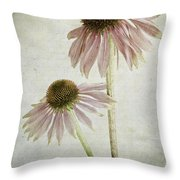 Mother And Daughter Throw Pillow by Marion Galt
