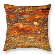 Mothers Abstract 07 Throw Pillow