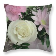 Mothers Day Throw Pillow