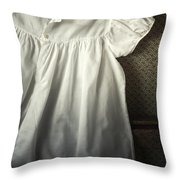 Mother's Memories Throw Pillow by Amy Weiss