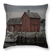 Motif 1 - Painterly Throw Pillow