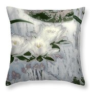 Motif Japonica No. 1 Throw Pillow