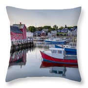 Motif Number 1 Throw Pillow