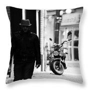 Motorcycle Diaries  Throw Pillow