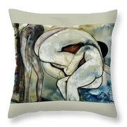 Moulding Throw Pillow