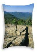 Mount Crawford - White Mountains New Hampshire  Throw Pillow